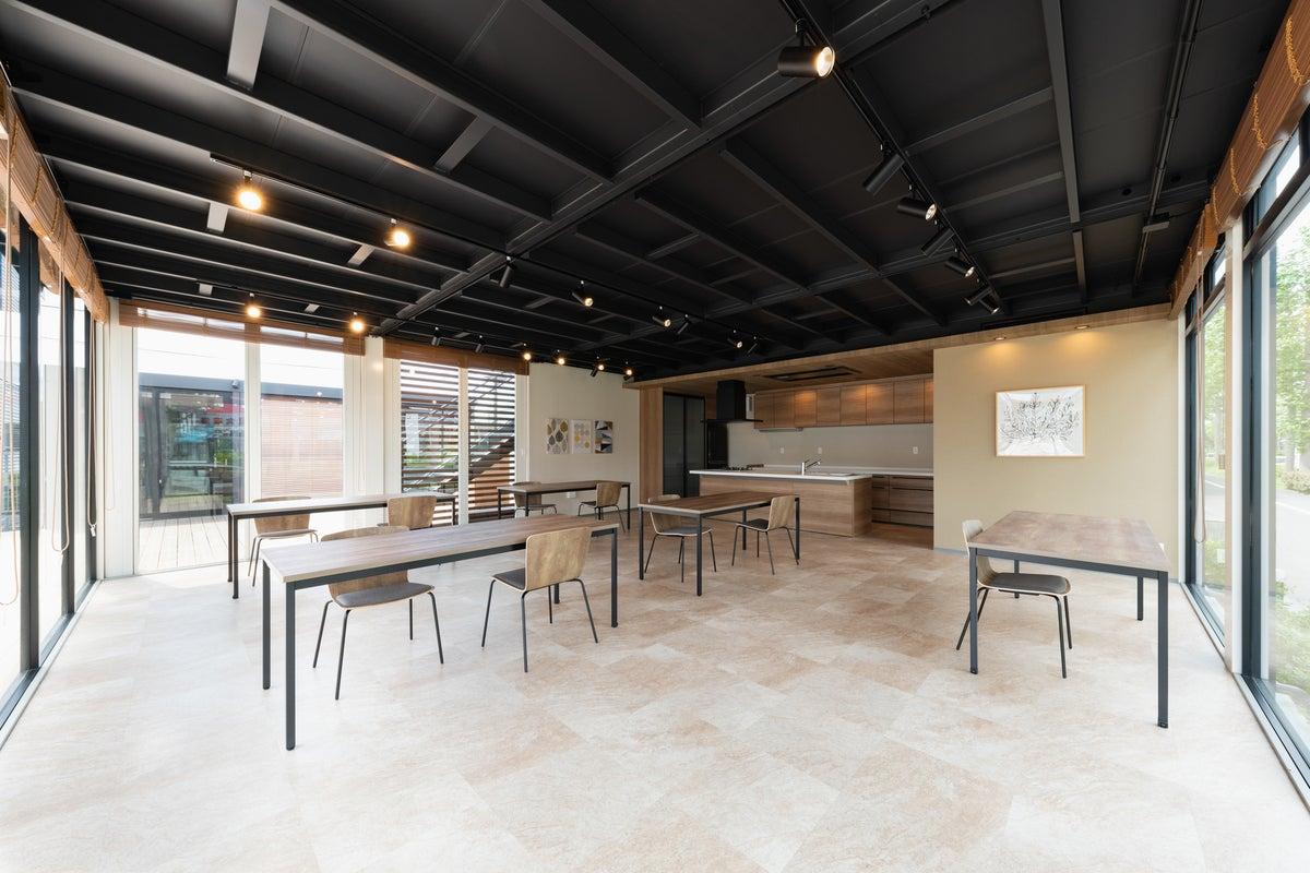 【カフェモデル】✨U-SPACEつくば店✨テレワークや一時的なオフィス利用に♪無料Wi-Fi/個室/つくば市 の写真