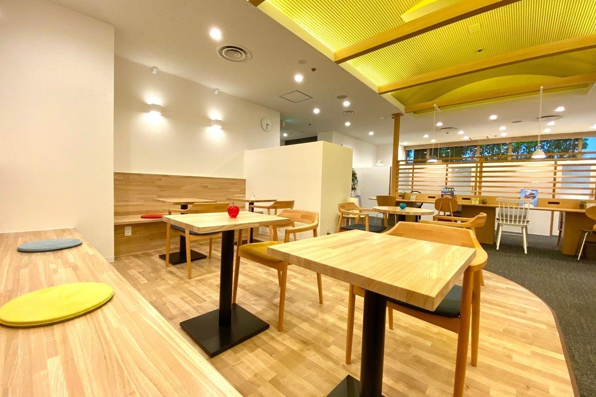 NEW OPEN《仙台駅徒歩3分》完全個室・調光可能な会議室!Wi-Fi完備 の写真