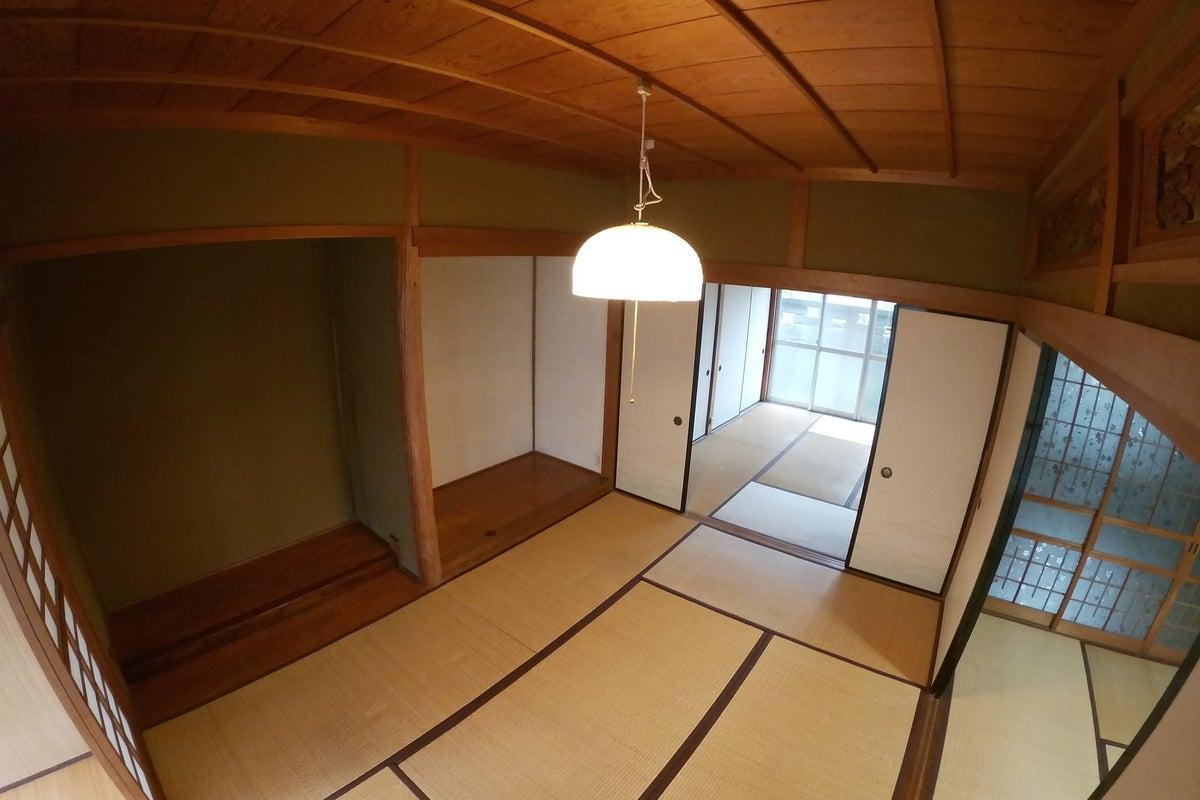 三重県菰野町の純和風な古民家でヨガレッスンや写真、動画撮影★ の写真