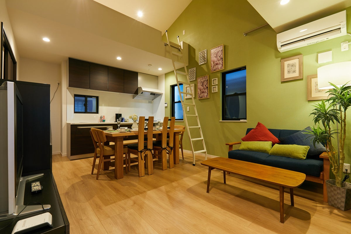 大型キッチン付き新築戸建てスペース!女子会・撮影会など の写真