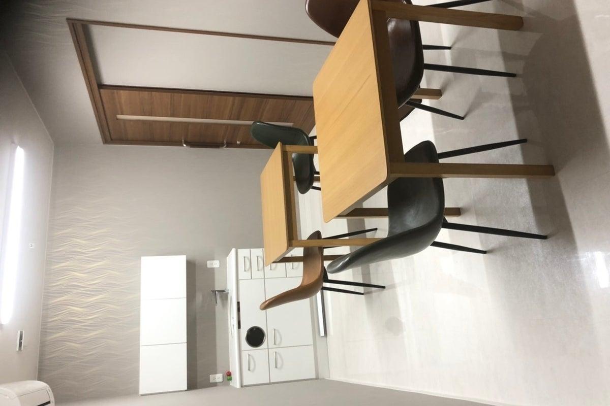 テレワーク、会議、勉強スペース の写真