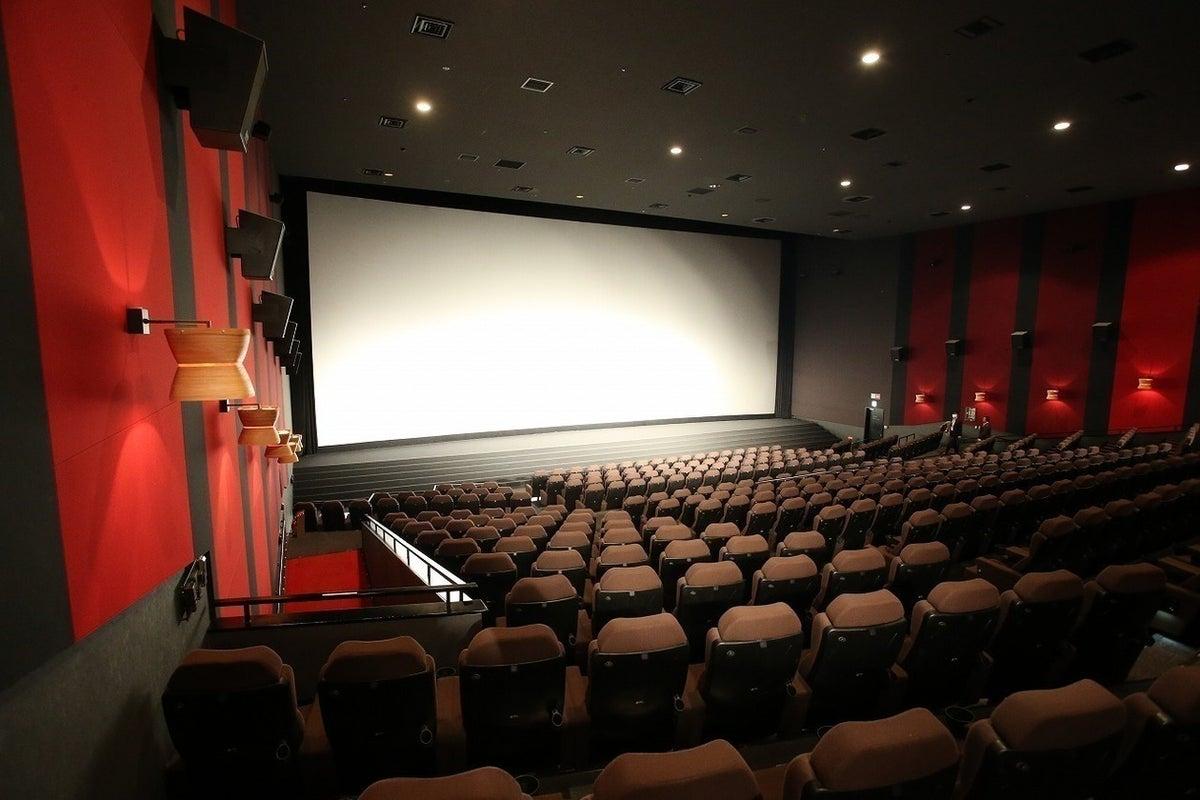 【豊洲 413席】映画館で、会社説明会、株主総会、講演会の企画はいかがですか? の写真