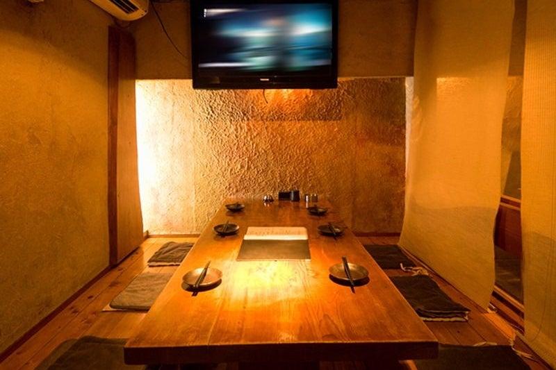 和風居酒屋(個室あり)のお昼時間帯をお貸しします! の写真