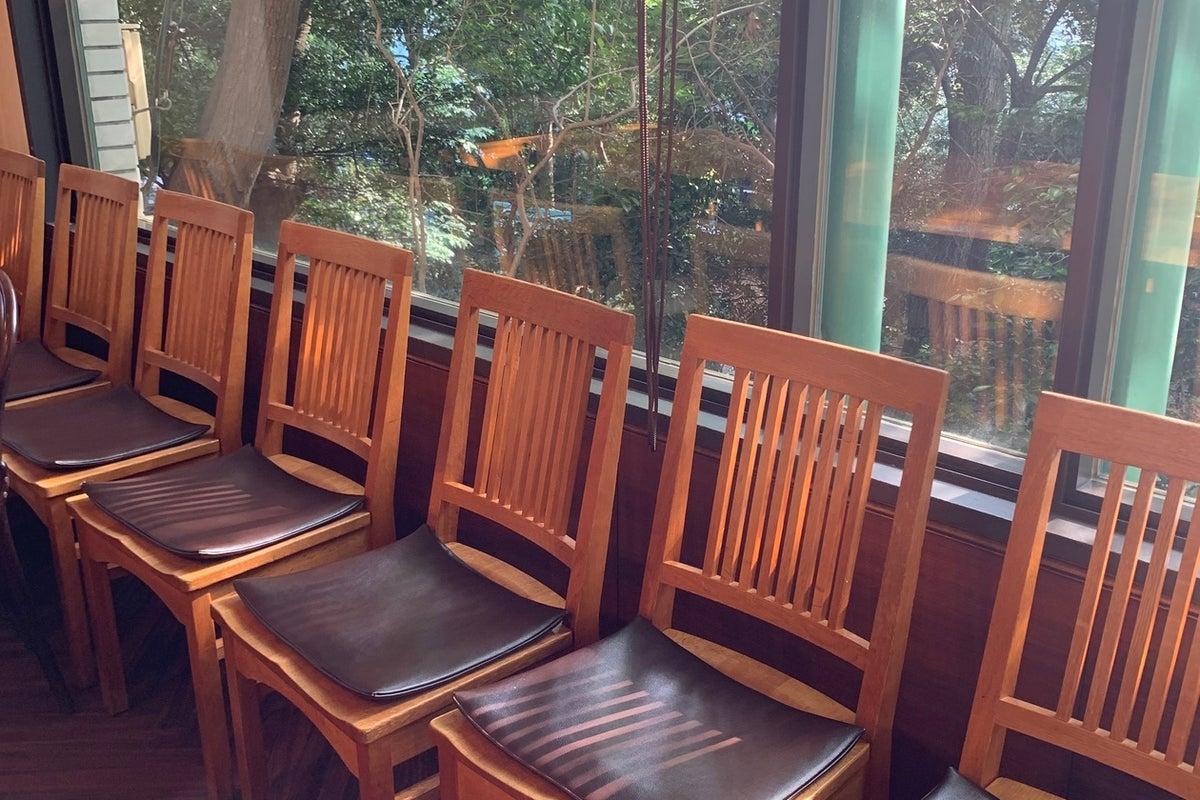 上野の森の中のフリースペース!オフ会、会議、ワークショップなどに最適♡ の写真