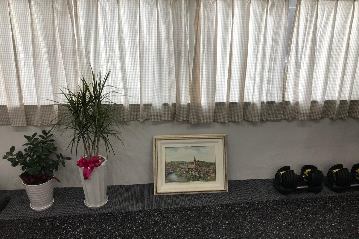 《堺市中百舌鳥の完全プライベート個室ジム》パワーラック、各種チューブ、プレート112.5kgまで の写真
