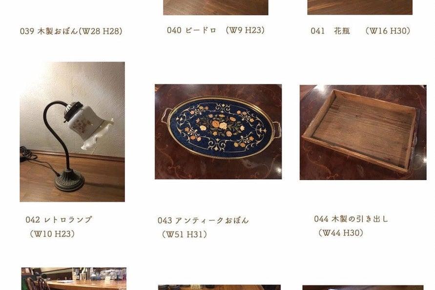 【静岡駅から徒歩12分】大正浪漫風、レトロなゲストハウス。作品や商品の物撮りにおすすめ の写真
