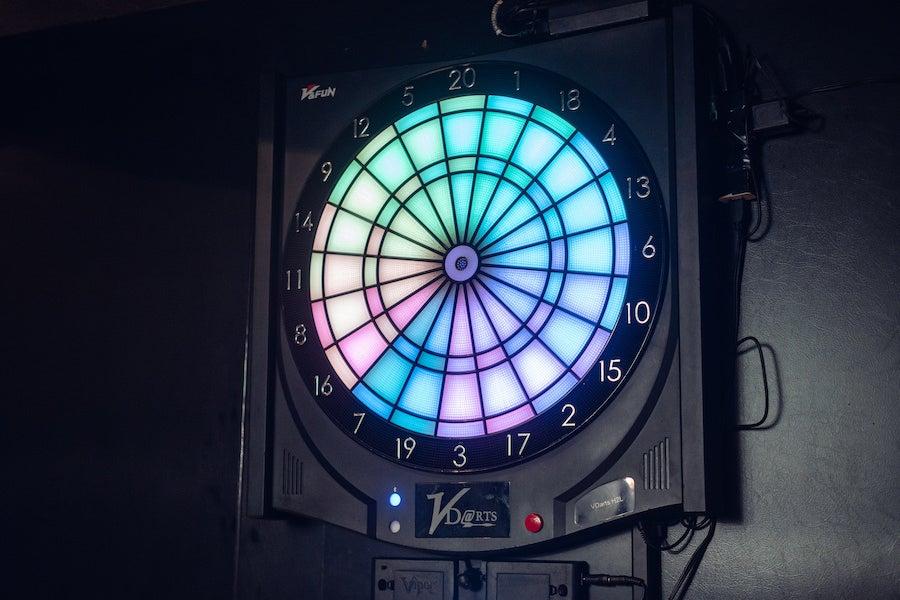 渋谷駅《プライベートラウンジ》カラオケ/ダーツ/ゲーム/Netflix/Wi-Fi/パブリックビューイング可 の写真