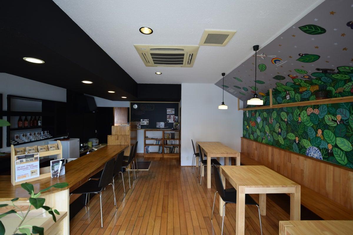 【ミャンマーコーヒー1つ付き】コンパクトなスペースでイベント開催、飲み会、会議利用などにおすすめ! の写真