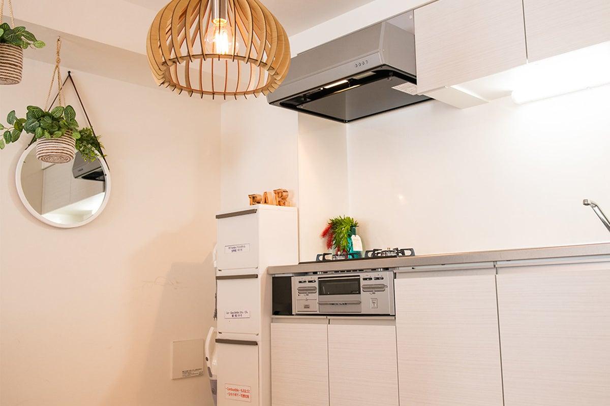 New open ★宿泊可能★両国1アクセス便利な多目的スペース キッチン付きリビングダイニング貸切  の写真