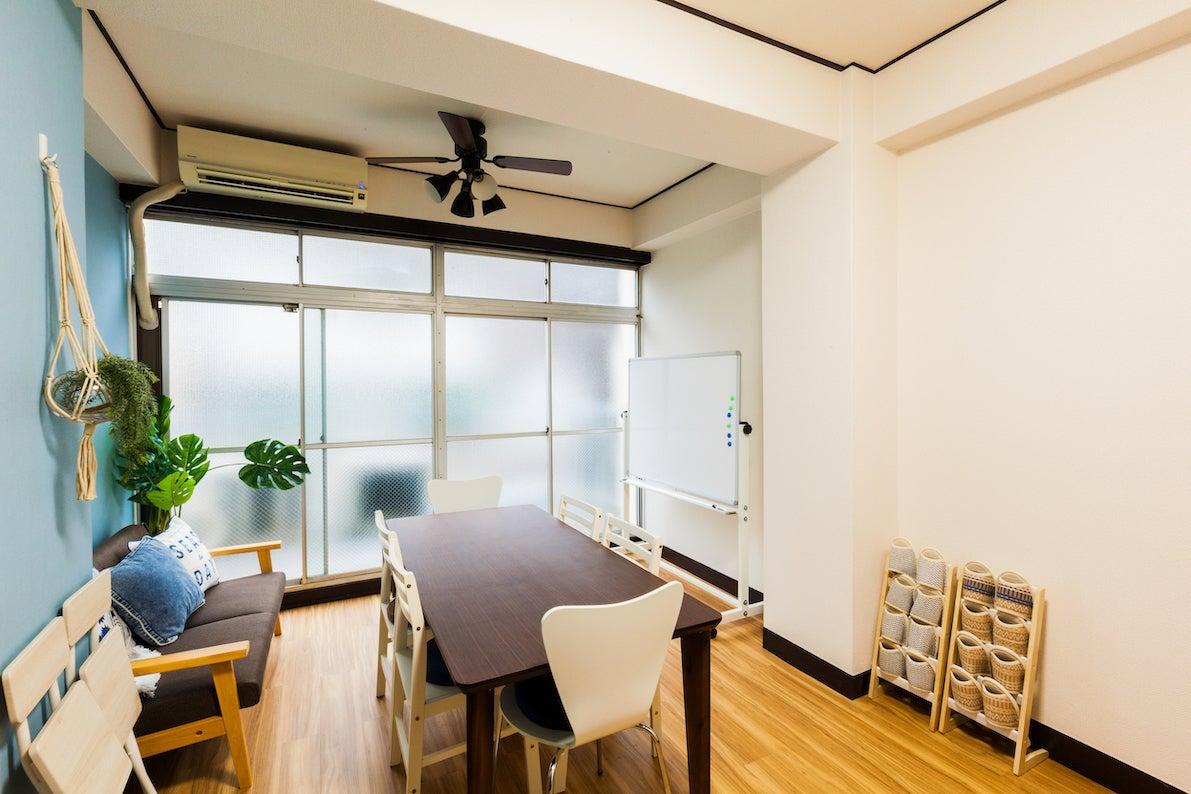 神田駅2分☆西海岸風【カリフォルニア会議室】テレワーク応援プランあり♪明るく換気十分な室内 の写真