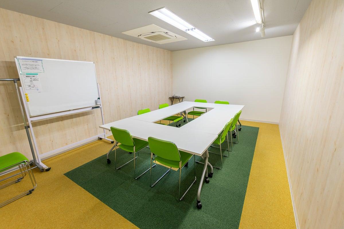 【高崎駅東口徒歩2分】会議・商談・セミナーにおすすめのスペースRoom4C FreeWi-Fi、フリードリンクあり。 の写真
