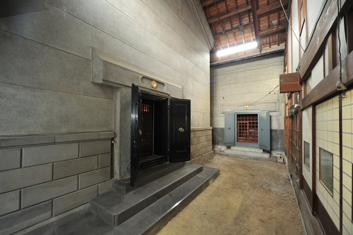 【秋田・湯沢市】約80年の歴史を持つ国登録有形文化財/山内家住宅 主屋和室2部屋(一階) の写真