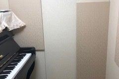 【早朝〜深夜可】ピアノ声楽などの練習、レッスン部屋に!宮前区菅生の路面に面したビル2F の写真