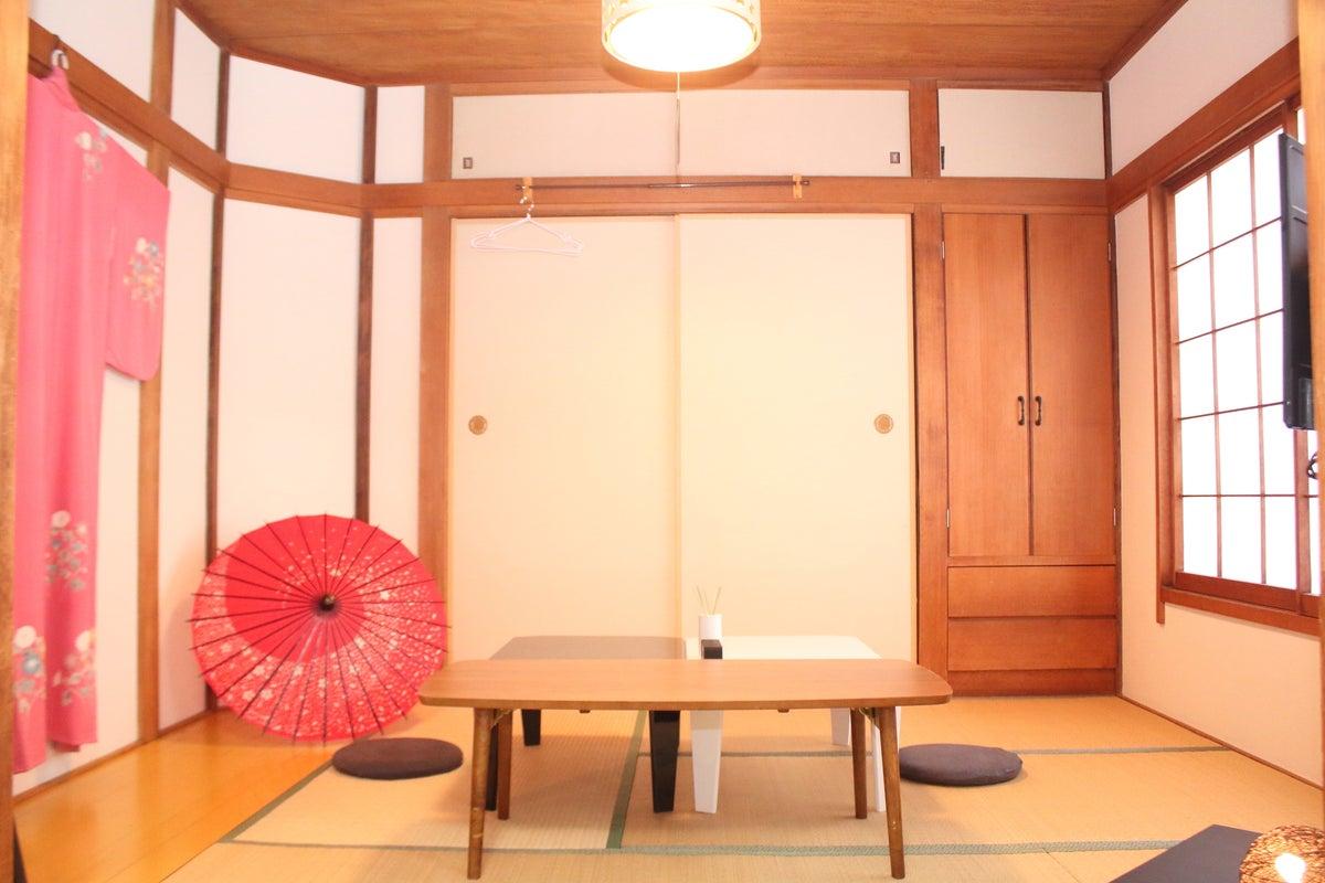 【浅草】✨希少な和室部屋✨広々3密回避✨撮影・動画生配信✨カップルのんびり✨足伸ばしてボドゲ・BlueRay✨ の写真