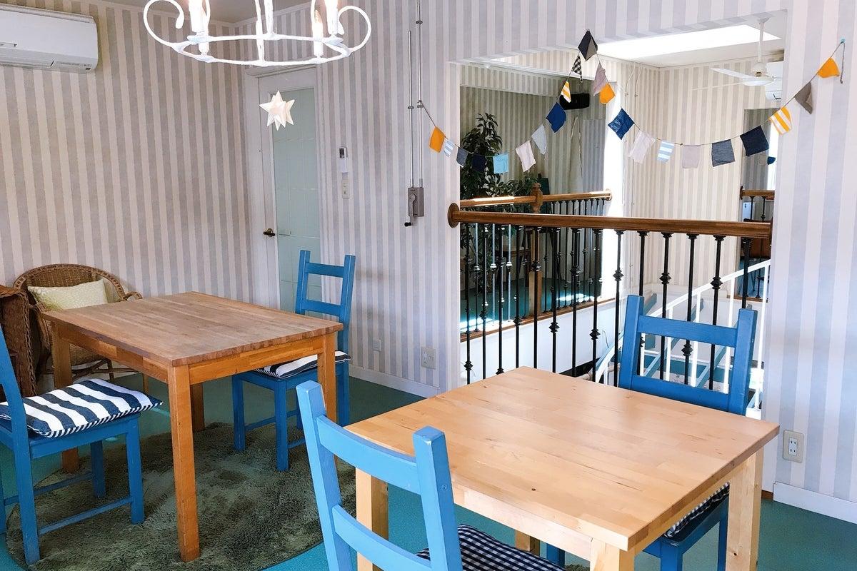 人気カフェの2階を貸し切り! 女子会・誕生日パーティー・会議・セミナーなどの利用に! の写真