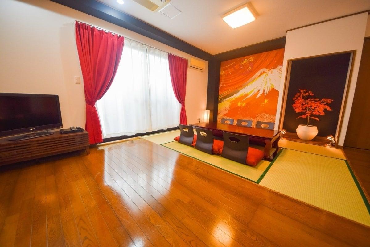 fuente Shinagawa/和洋折衷2階建ての戸建てを丸々一棟貸! の写真