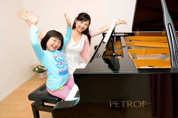 きれいなピアノ教室のスペースです!ミニ発表会、練習にどうぞ♪小さなスペースです! の写真