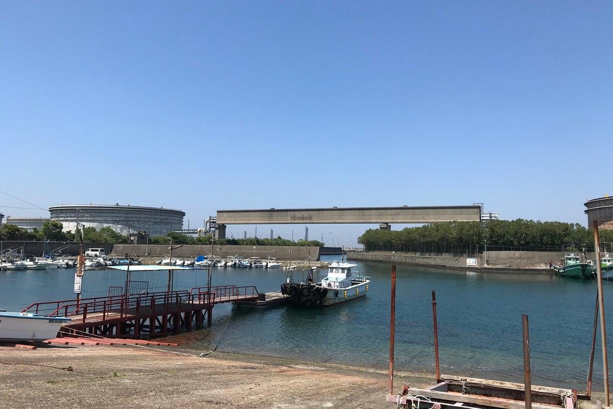 和歌山県有田市 無人島「地ノ島」貸切 キャンプ・イベント・撮影・研修など の写真