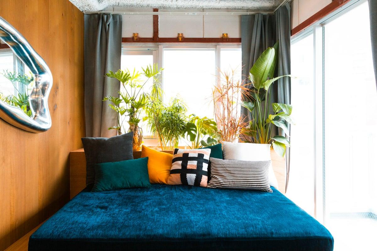 撮影やパーティーに!めざましテレビで話題のブティックホテル「illi Nakano」◆無人チェックイン/キッチン/60型モニター の写真