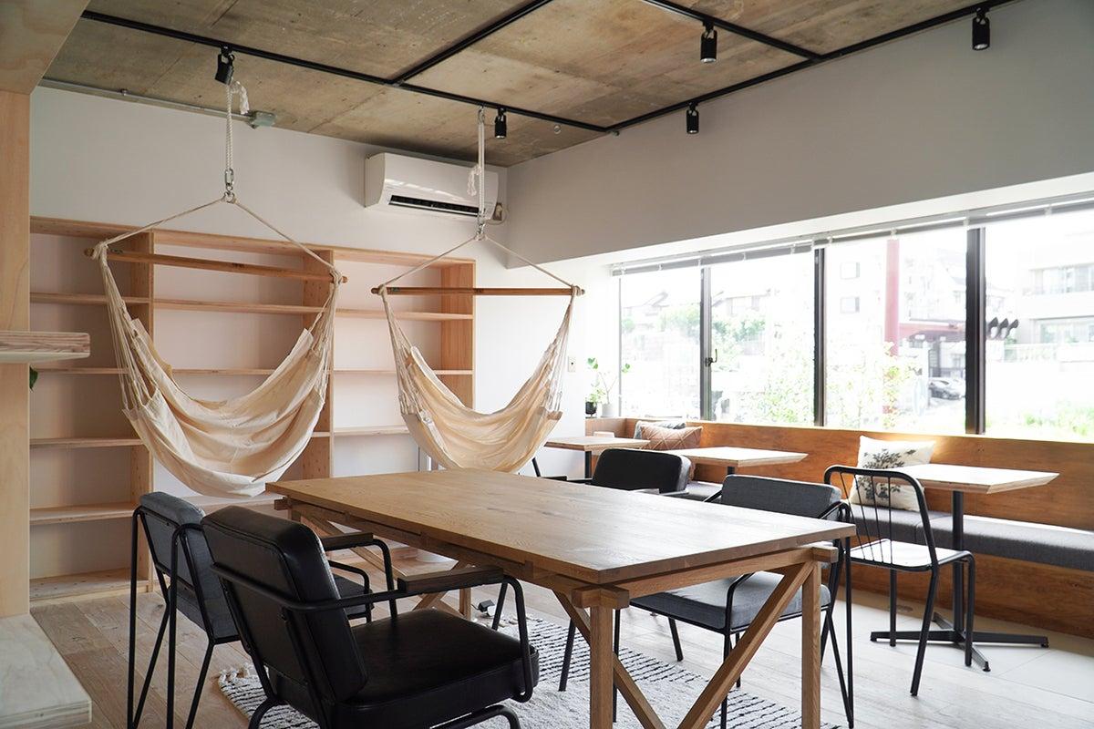 南区野間【TRUNK203】会議/撮影/イベント/多目的で使える 居心地のいいリノベーションスペース の写真