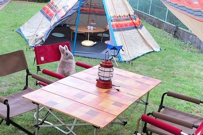 [西宮CAMPY]1日1組限定で安心!!開放的な庭でガーデンキャンプ★BBQやピクニックやイベントなどに!! の写真