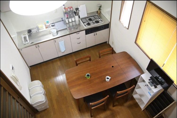 テレワークに最適、キッチン完備ですので料理教室や女子会にもお使い頂けます。ご宿泊も可能です。 の写真