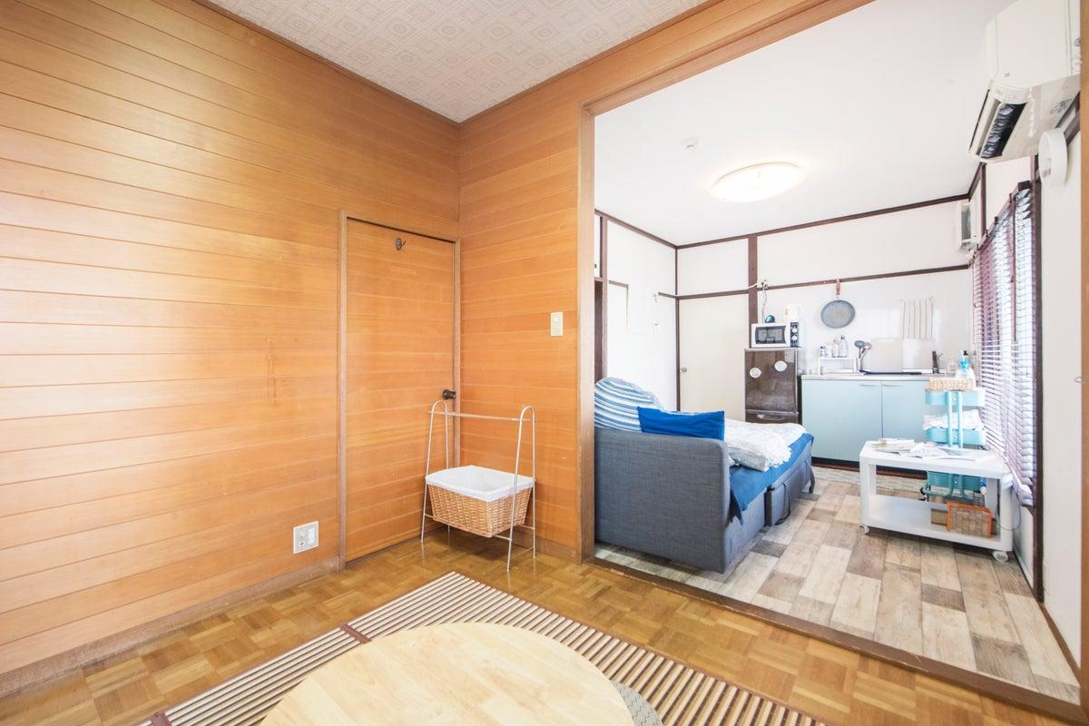 鎌倉駅近、海まで徒歩10分:キッチン、浴室、冷蔵庫あり。テレワーク、パーティー、会議、宿泊合宿にも の写真