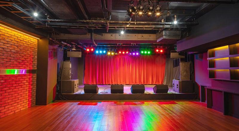 渋谷区松濤のライブハウス/イベントスペース スタインウェイ・グランドピアノ常設