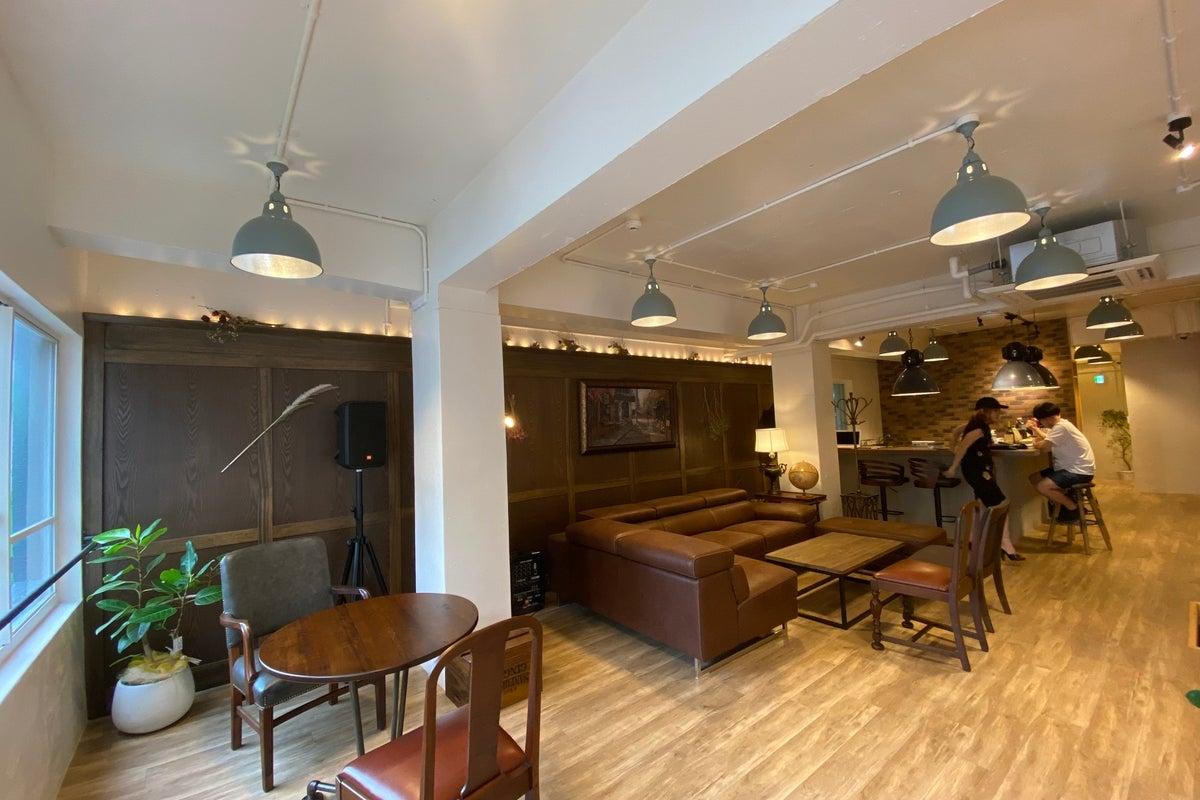 テレワークや会議室としてご利用ください!撮影場所としての利用も可能です! の写真