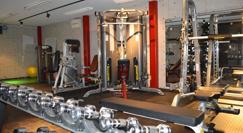 【Sinwa Training Gym】「名駅近!完全個室&消毒液完備」名駅近く完全プライベートジム!