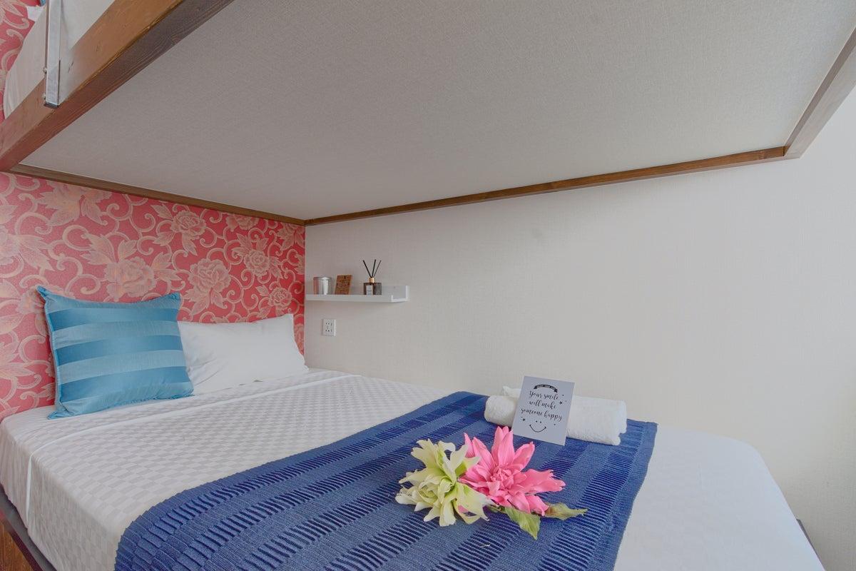 【 大阪ホテルランキング1位 】大阪の超一等地で快適に暮らすように泊まろう♪周りはオシャレなカフェやショップがいっぱい♪ の写真