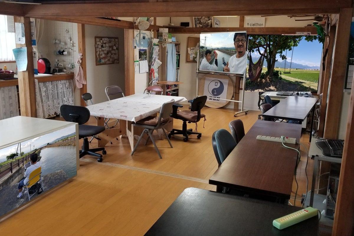 宿泊ができるコワーキングスペース! の写真