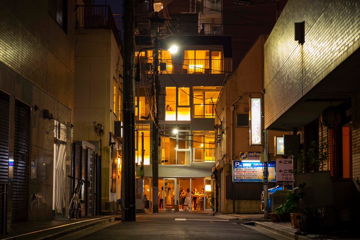 浅草駅徒歩6分の好立地オープンラウンジ!コワーキングスペースなどとして利用可能 の写真