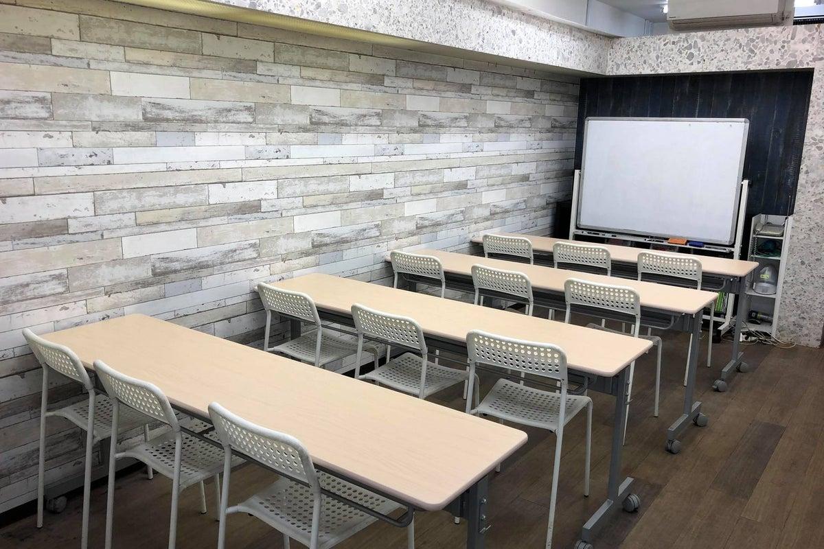 たまプラーザ駅 徒歩5分の貸し教室。セミナー・勉強会・ワークショップ開催にどうぞ。 の写真