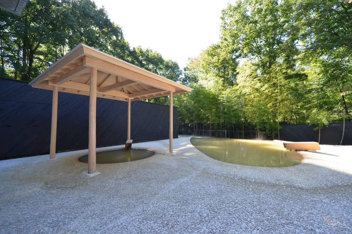 【山梨】竹林の静けさに身を預ける。デザイナーズ温泉/Relaxation SPA Keyforest の写真