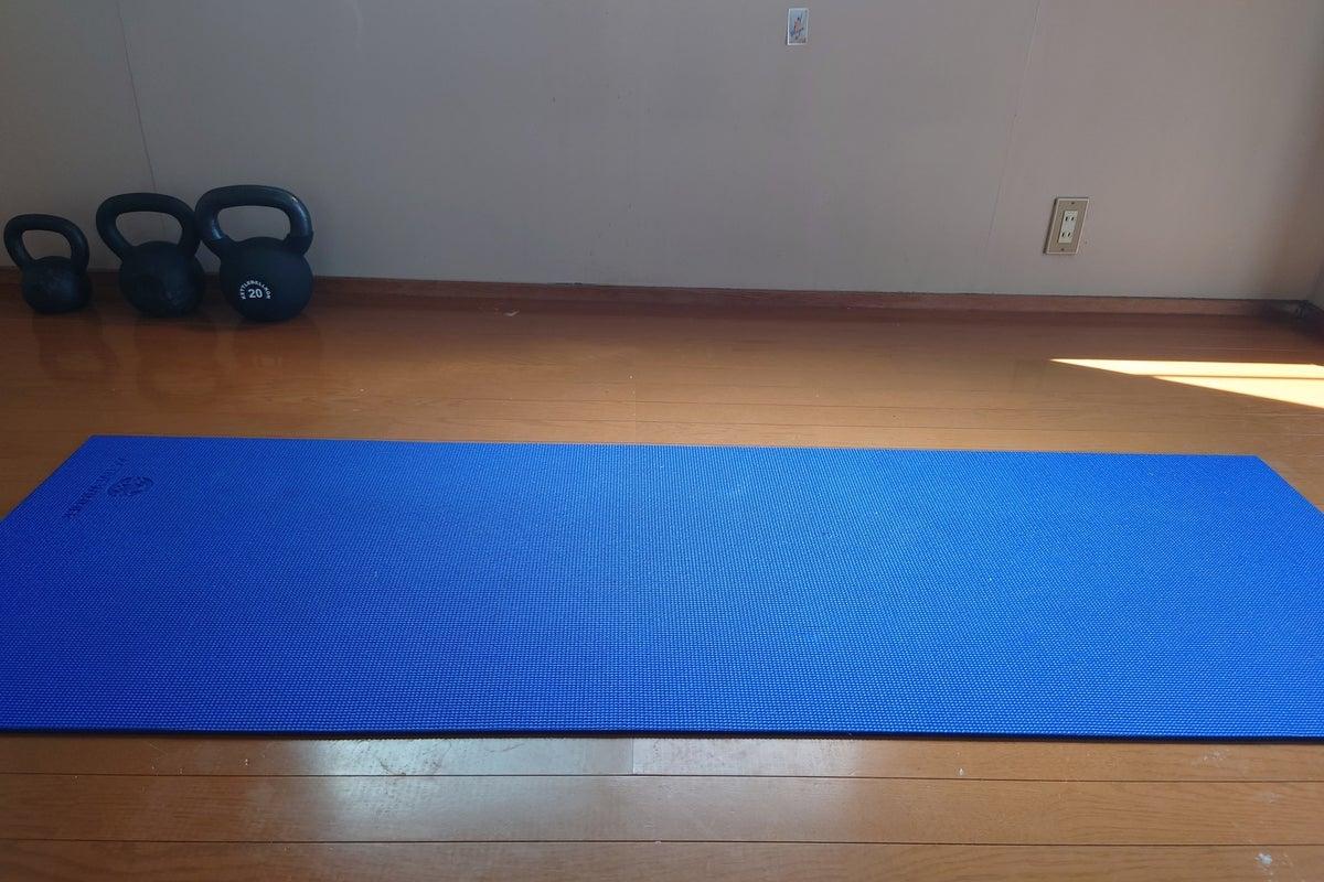 運動する部屋 の写真