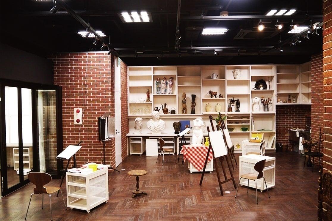 洋画教室 / 会員専用アトリエ の写真