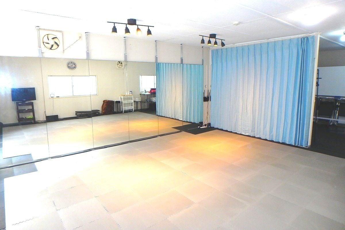 【堺筋本町駅すぐ】トレーニング・ヨガ・ダンスができる多目的レンタルスペース☆彡S&Fスタイル堺筋本町 の写真