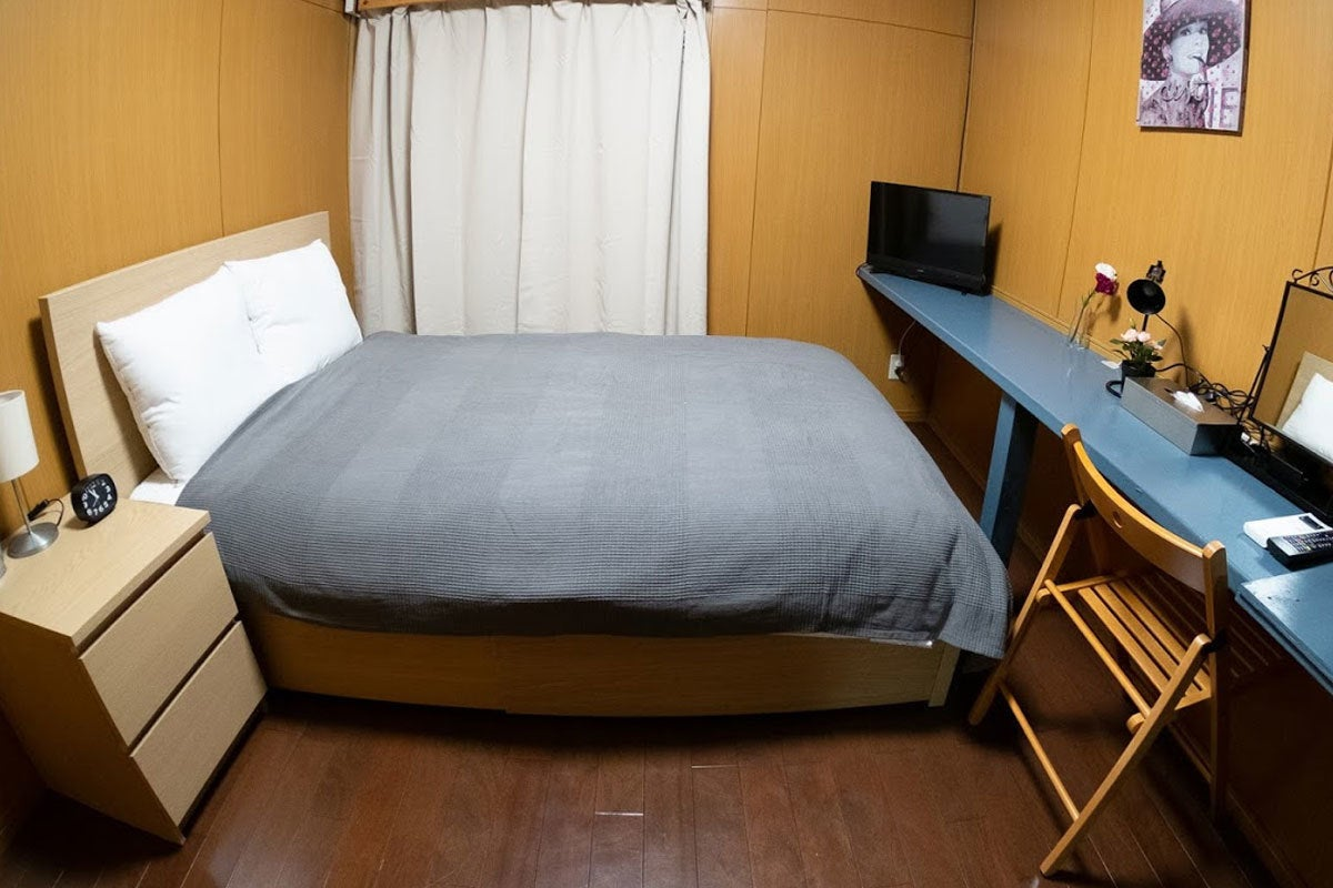 【レンタルルーム】南熊本駅近くワンルームマンション。テレワークやお昼寝など多目的にご利用いただけます! の写真