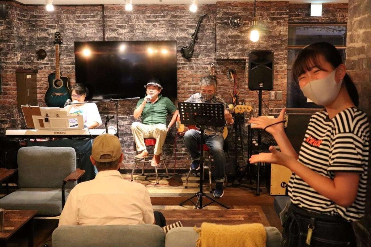 おしゃれライブカフェ♪ロケ撮影・パーティー・60インチ大型TV・Wi-Fi付き・任天堂Switch の写真