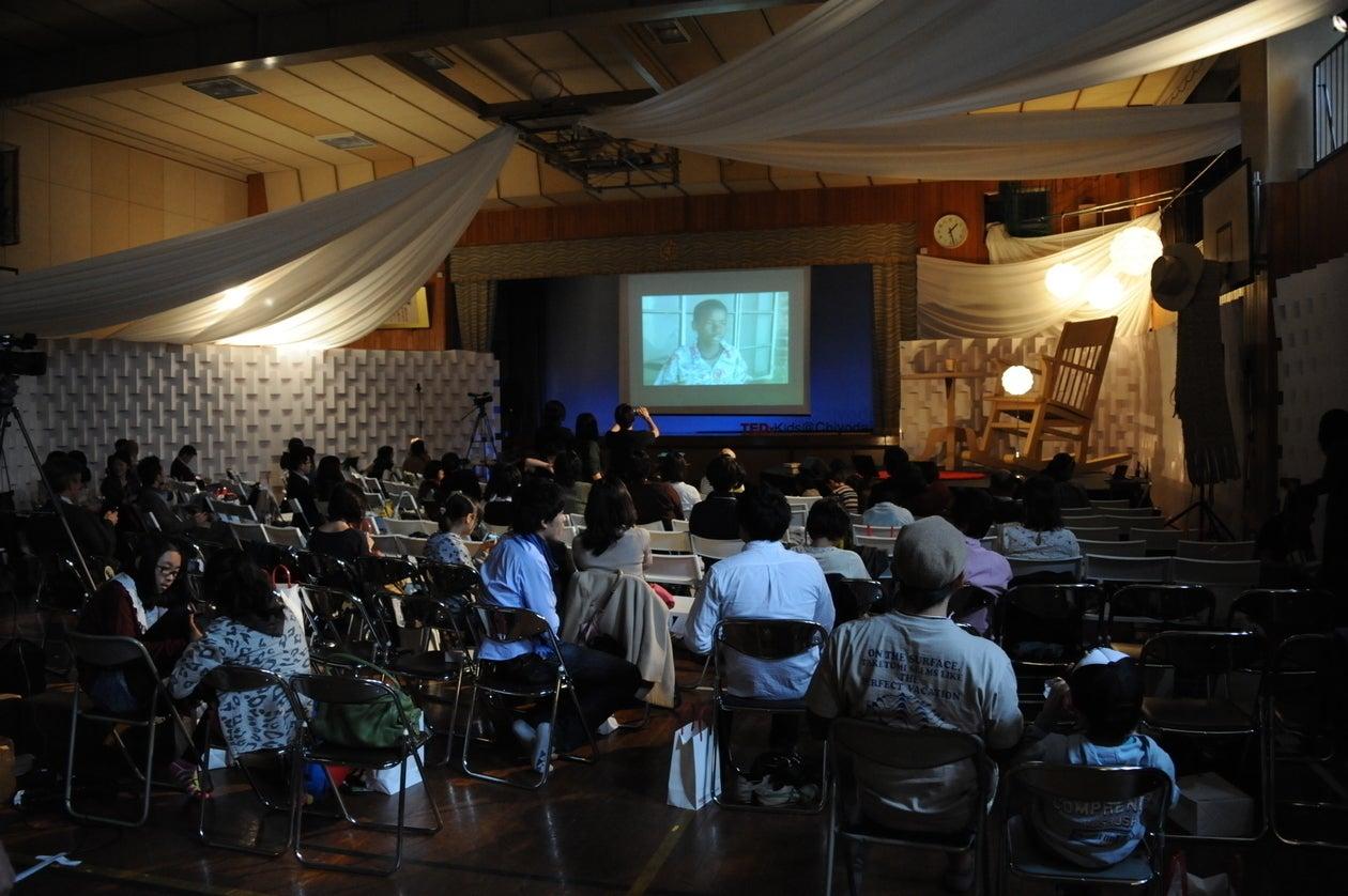 巨大スクリーン付き 体育館の枠に捕われないクリエイティブスペース(3331 Arts Chiyoda 体育館) の写真0