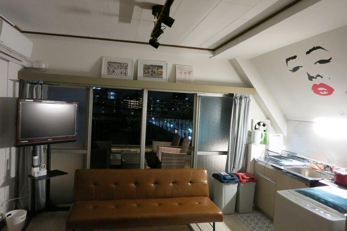 駅から徒歩1分☆4階プライベートテラスつき 浅草、秋葉原へ1本 Four Rooms Gotanno 401 の写真