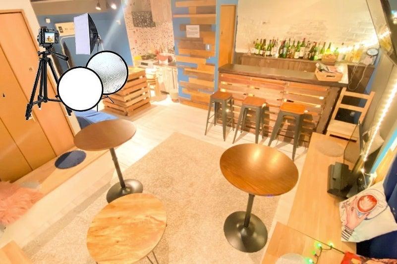 新宿三丁目5分WiFi50型TV#ヤスオGoburin302【新宿/歌舞伎町】🌴Netflix/女子会/推し会 誕生日会 の写真