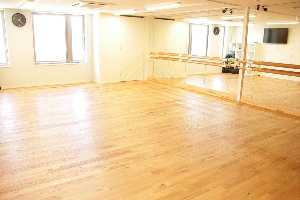 【幕張スタジオ】スタジオ仕様のレンタルスペース!ヨガ・ダンスなどのスタジオレッスンや個人練習に♪ の写真