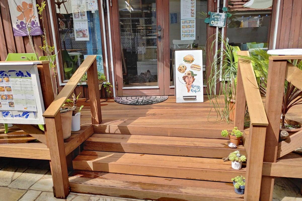 鎌倉市稲村ガ崎駅前 ハワイアンカフェのレンタルスペース の写真