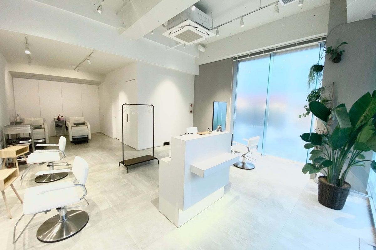 面貸しプラン②✨美容師さん、ヘアメイクさんご活用!ソーシャルディスタンス型の心地良い空間でサロンワーク! の写真