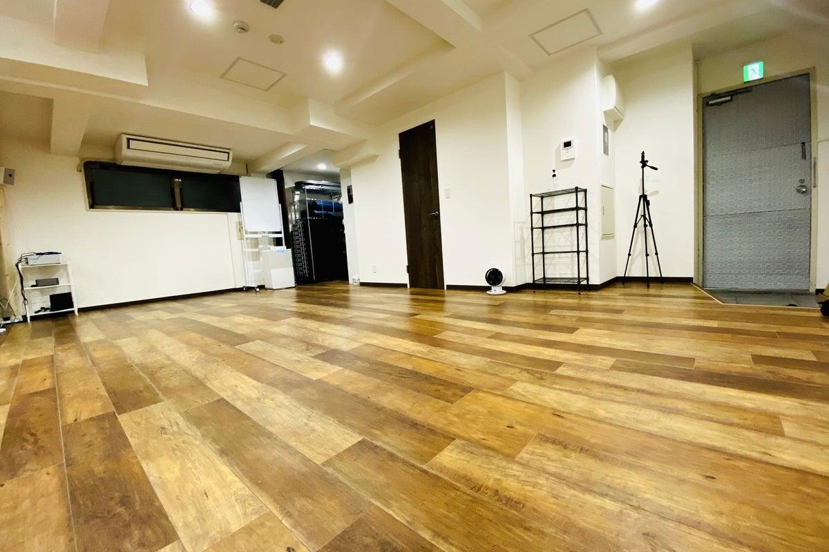 【王子駅徒歩4分】ダンスのできるレンタルスタジオ 高速フリーWi-fi完備!オンラインレッスンに◎ 備品は全て無料です。 の写真