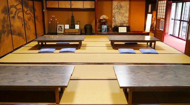 400年の歴史があるお寺の広間を開放します!〇〇会、〇〇撮影、会議利用など!