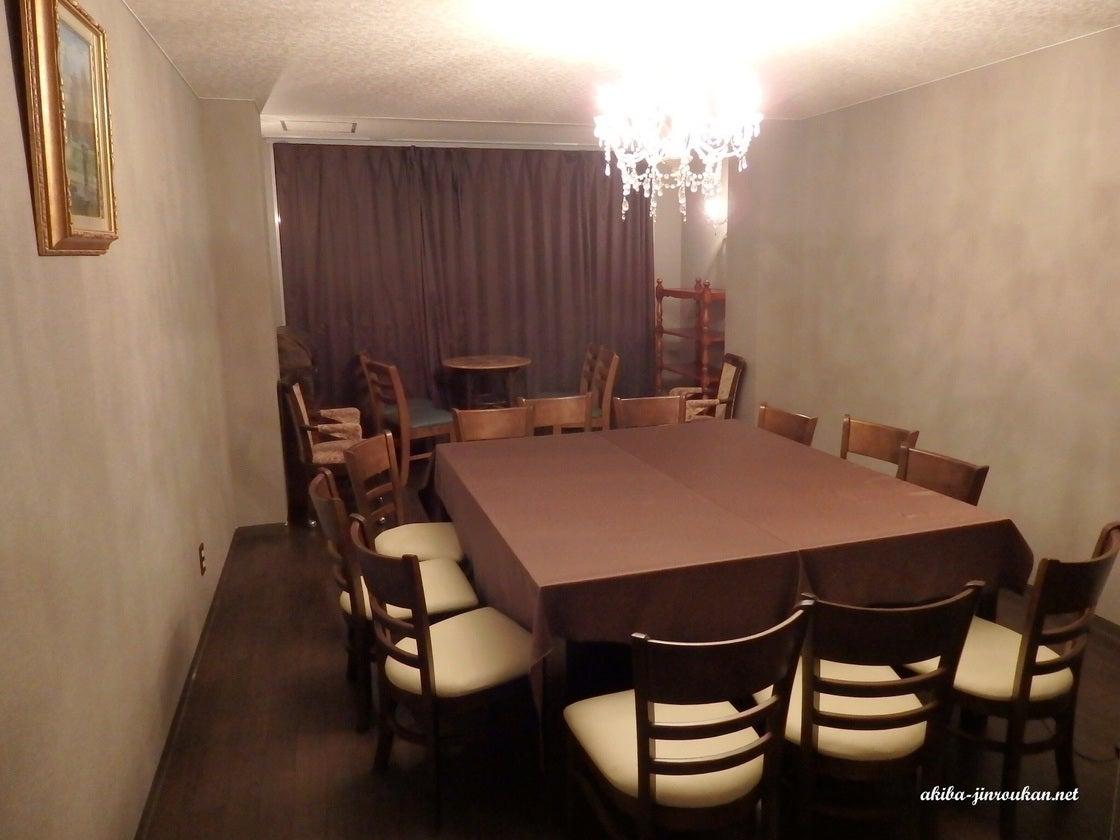 【アキバ人狼館】クラシックな雰囲気の無人個室ゲームスペース。(アキバ人狼館) の写真0
