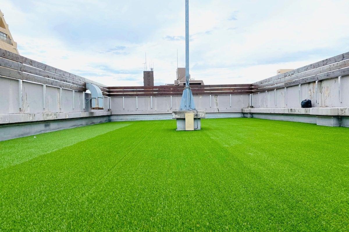 【撮影】府中駅から徒歩3分! 撮影におすすめの屋上スペースです の写真